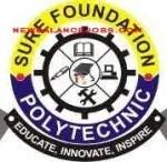 Sure Foundation Polytechnic (SFP)