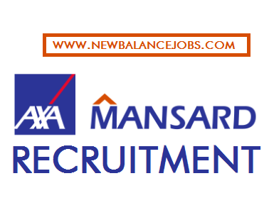AXA Mansard recruitment