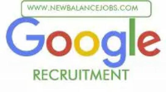 Google recruitment