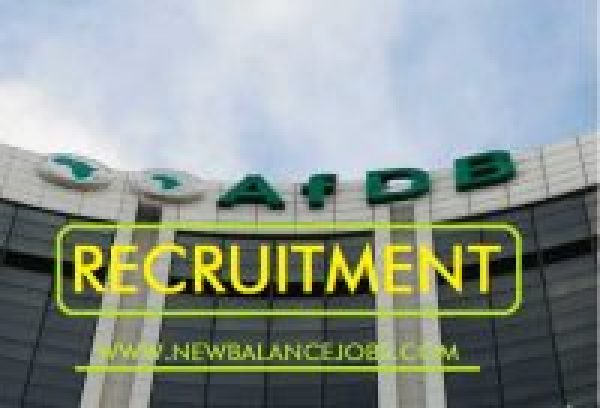 AfDB Vacancies - African Development Bank Group recruitment