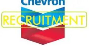 Chevron Nigeria Recruitment