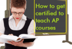 teach AP courses