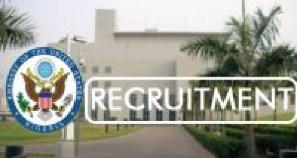 US Embassy Job Vacancy