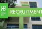 Heritage Bank Recruitment