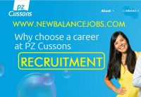 pz cussons Nigeria recruitment
