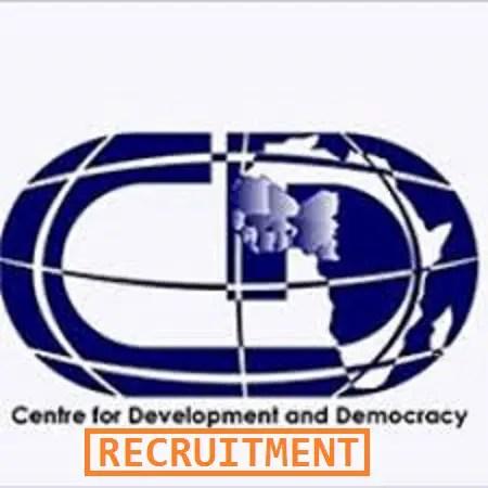 CDD Recruitment