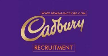 Cadbury Recruitment