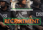 DSS Recruitment 2020/2021 Application form Portal