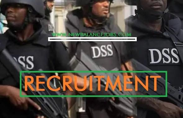 DSS Recruitment 2020/2021 Application form Portal