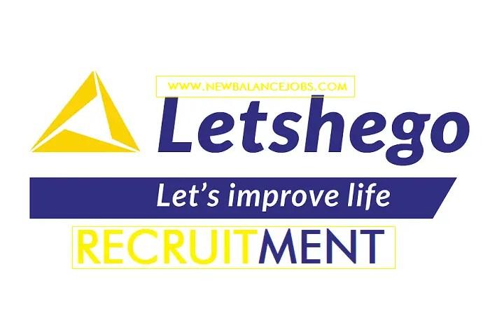 Letshego Holding Limited recruitment
