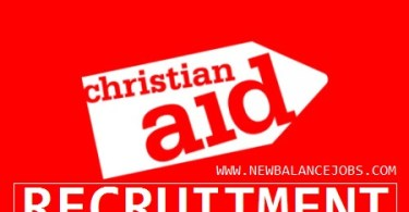 Christian Aid Recruitment