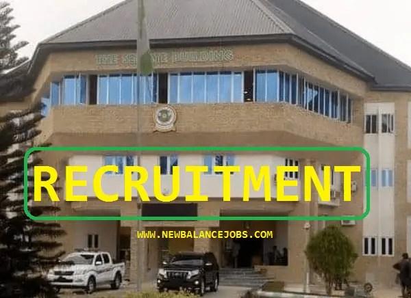FUTO recruitment