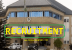 FUTO recruitment