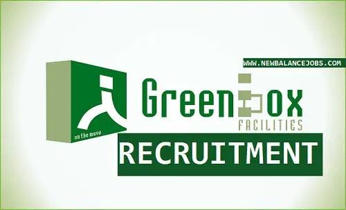 Greenbox Facilities Limited Recruitment