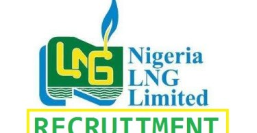 NLNG recruitment portal