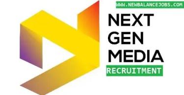 Next Gen Media recruitment
