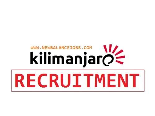killimanjaro Recruitment