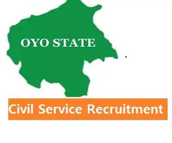 Oyo state Civil Service job