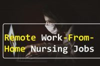 Remote Work-From-Home Nursing Jobs