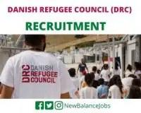 Danish Refugee Council Jobs, salary and Recruitment Update