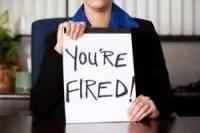 Fireable offense