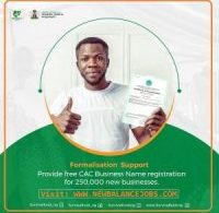 Free CAC Business Registration in Nigeria | 250,000 Slots