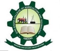 Oyo State College of Agriculture and Technology, Igboora