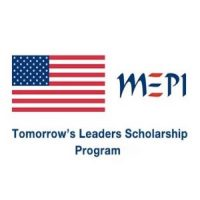 Tomorrow's Leaders Undergraduate Scholarship