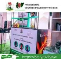 Presidential Youth Empowerment Scheme
