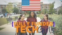 US Government TechGirls Programme