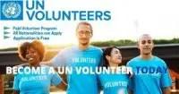 UN Volunteer Program Application