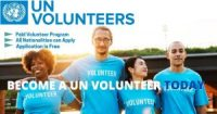 UN Volunteer Program Application