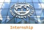 International Monetary Fund Internship