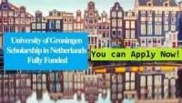 University Medical Center Groningen Scholarship