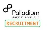Palladium Group Recruitment