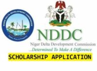 NDDC Foreign Post Graduate Scholarship