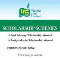 LNG Scholarship Scheme