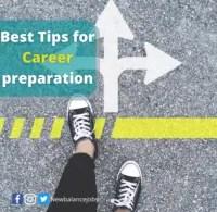 11 Best Tips for Career preparation