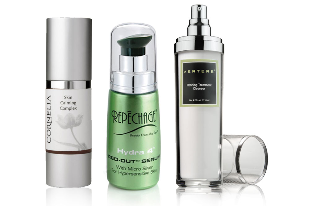 3 New Potent Anti-Aging Products for Sensitive Skin featured image
