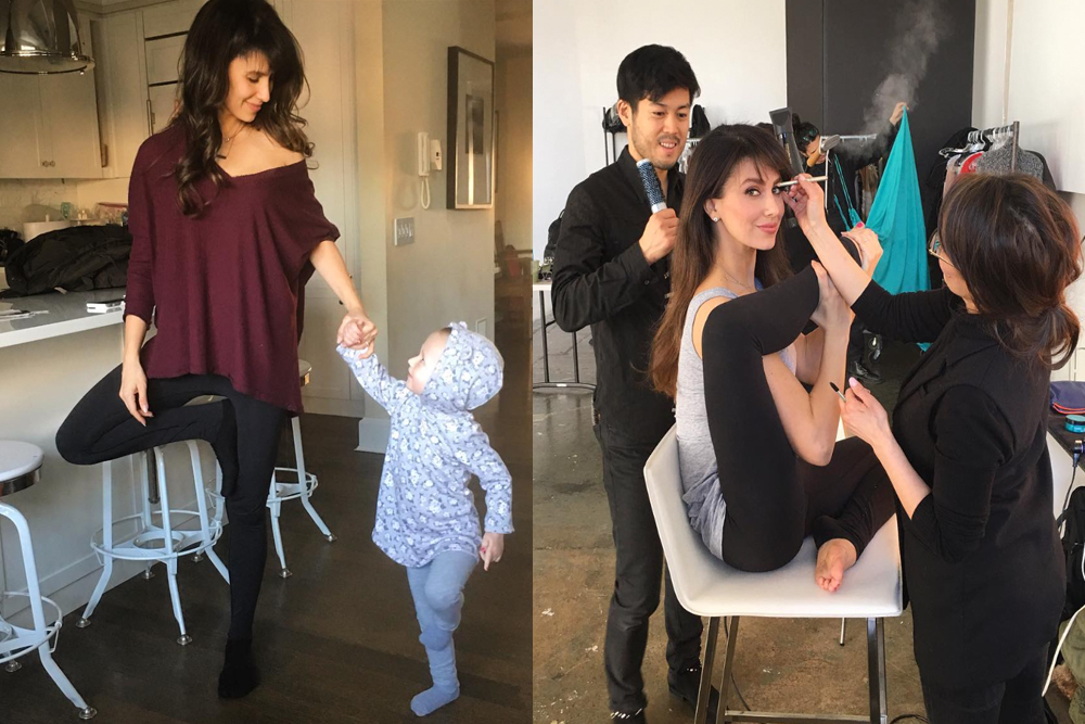 Hilaria Baldwin on Motherhood, Fitness and the Products She Shares with Alec featured image