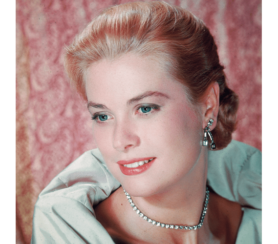 The Perfect Face Grace Kelly