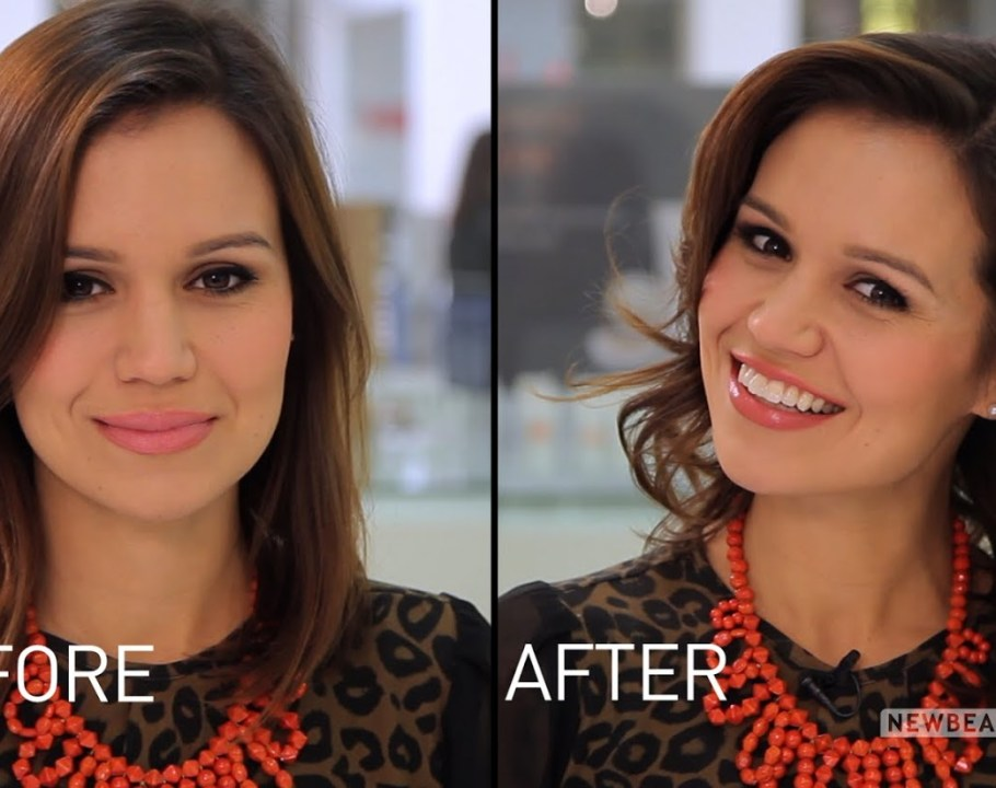 How To Ditch Your Curling Iron