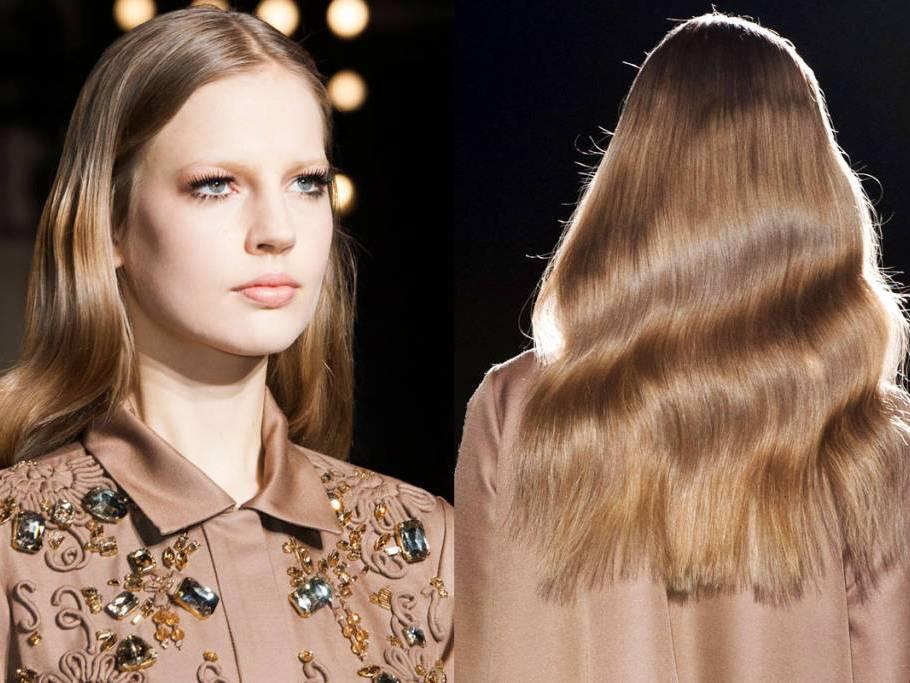 Hbz Fw2014 Hair Trends Casual Waves 06 Rochas Clp RF14 4779 Comp Lg