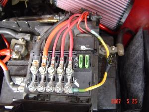 Fan Fuse modification, Problem?  NewBeetle Forums