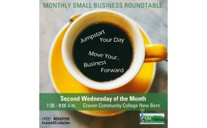 Small Business Center Roundtable