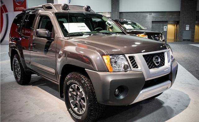 2018 Nissan Xterra PRO 4X Price Release Date 2019