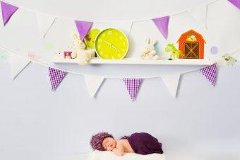 Neugeborenenfotografie Babyfoto von kinderkram.at in Wien