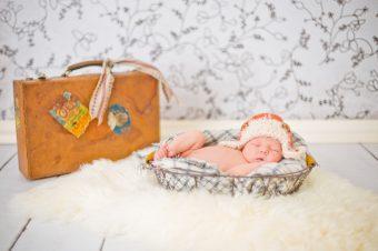 Newbornfotos Babyfotograf orangefoto kinderkram Wien
