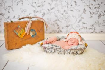 Neugeborenenfotograf in Wien
