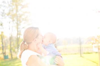 Babyfotos zuhause Kinderfotos Familienshooting kinder-kram